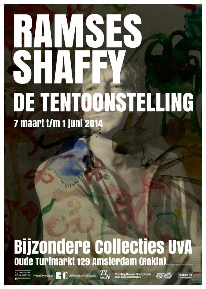 TENTOONSTELLING RAMSES SHAFFY